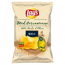 Chips Lays recette...
